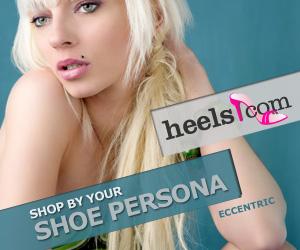 Heels.com - Shop by Persona Eccentric