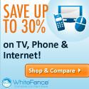WhiteFence TV, Internet & Phone