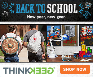 ThinkGeek Back to School