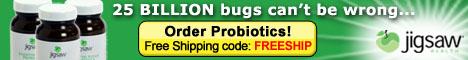 Jigsaw Essential Blend Probiotics