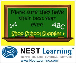 School Supplies on Sale at NestLearning.com