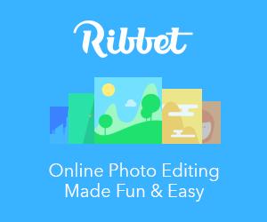 Ribbet Photo Editor