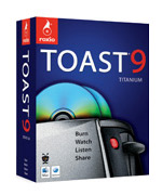Buy New! Toast 9 Titanium