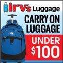 Carry On Luggage Items!