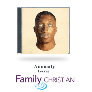 PreBuy Lecrae's newest album Anomaly at FamilyChristian.com