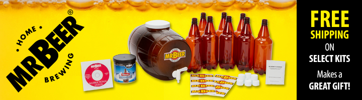 Mr. Beer - Makes a great gift!