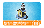 BedandBreakfast.com Electronic Gift Card
