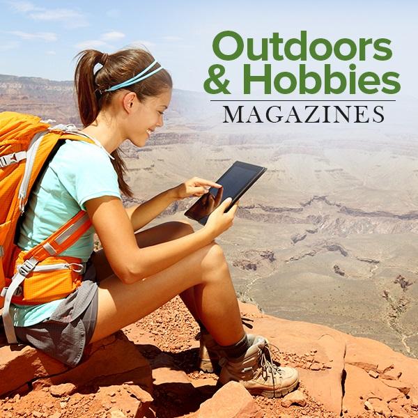 EVERGREEN: Outdoor & Hobbies Magazines