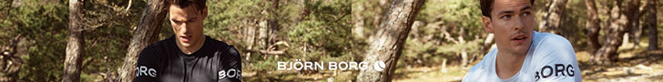 Bjorn Borg 728x90