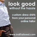 indiTailored - Shirts That Fit, Style That's Yours