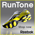 RunTone from Reebok - Go Stronger
