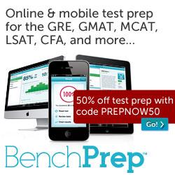 College Test Prep Courses 250x250