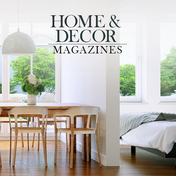 EVERGREEN: Home & Decor Magazines