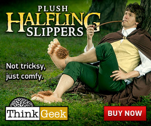 Halfling Slippers