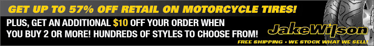 Jakewilson.com - Motorcycle tires and parts