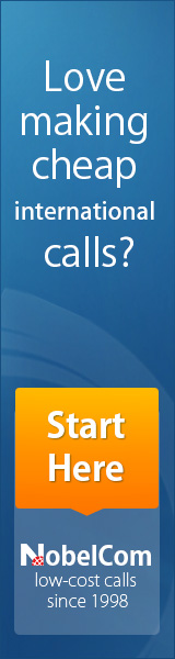 Nobelcom international calls