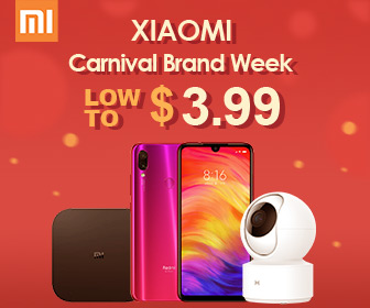 Image for Up to 70% OFF for Xiaomi Brand Carnival