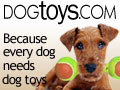 DogToys.com Because Every Dog Needs Dog Toys!