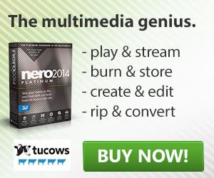 Nero MediaHome 4 - 300x250