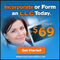 Free Incs and LLCs - LIMITED TIME OFFER!