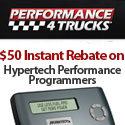 $50 Instant Rebate On Hypertech Programmers
