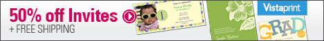 Invitations and Announcements - 50% OFF!