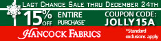 234x60 Last Chance Sale with Coupon - Ends December 24th