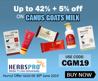 Canus Goats Milk Brand Up to 42% off