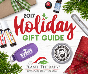 Shop Holiday Gifts for Her, Him, Kids and YOU With the Plant Therapy Holiday Gift Guide! Shop Now!