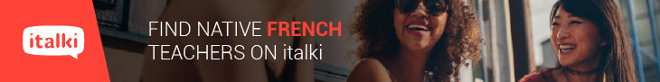 FIND NATIVE FRENCH LANGUAGE TEACHERS ONLINE ON italki