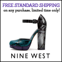 Nine West Free Shipping