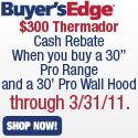 $300 Thermador Rebate