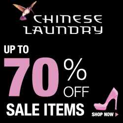 Up to 70% Off Sales Items at ChineseLaundry.com