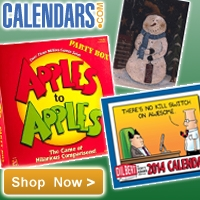 Shop Holiday Gifts at Calendars.com