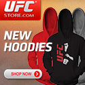 UFC New Hoodies!