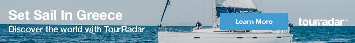Tourradar - Best Greek Sailing Tours