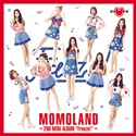 [Reservation]Poster + MOMOLAND - Mini Album Vol.2[Freeze]+Free shipping to All countries