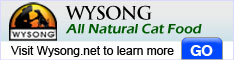 Wysong All Natural Cat Food