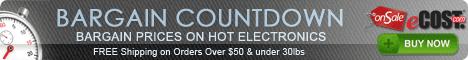 Bargain Countdown 468x60