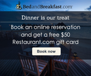 Get a free $50 Restaurant.com Gift Card