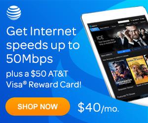 AT&T U-verse Internet