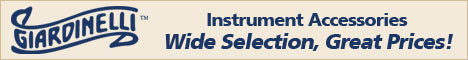 Giardinelli Instrument Accessories