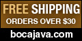 Free Shipping on $30+
