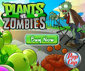 Plants vs Zombies for Mac