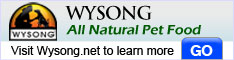 Wysong All Natural Pet Food
