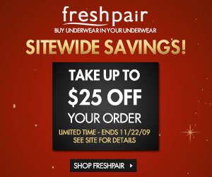 Up to 25% off Holiday