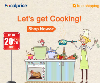 Up to 20% OFF, Let's get cooking