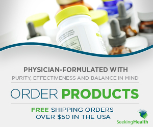 Seekinghealth, Best supplements, Best probiotics, Best multivitamins