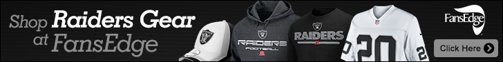 Shop for Oakland Raiders Fan Gear at FansEdge.com