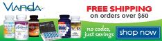ViandaLife.com Free Shipping Over $50